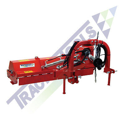 Del Morino TM62 Hydraulic Offset Articulated Ditch Bank Flail Mower