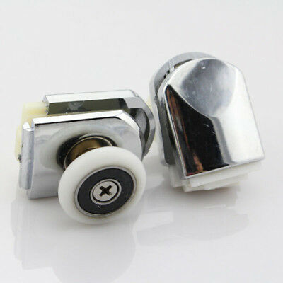 Single Top Bottom Shower Door Rollers/Runners/Wheels Dia 26/25.5mm Replacement