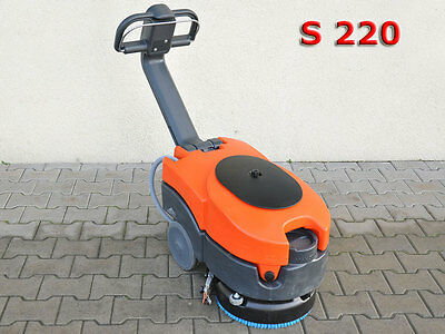 Lavor Quick Pro 36B Scrubber Dryer / New Gel Batteries / Warranty / 900£ 0% Tax