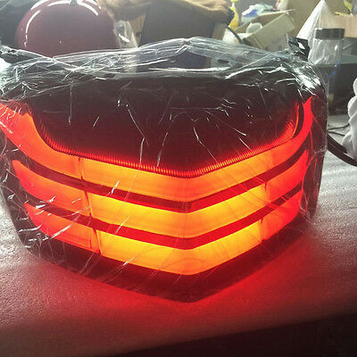 Moto Rear Back led lights taillamps stop lamps for YAMAHA NMAX155 Nmax125 nmax