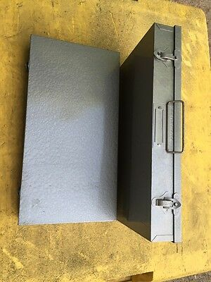 Two Brumberger  Slide Boxes or maybe use for coins