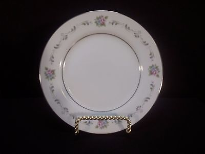 Lot of 4 TOWNE HOUSE CAMEO ROSE DISHES Desert 3490 Fine China Japan Vintage XLNT