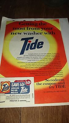 vintage tide 40 cent coupon