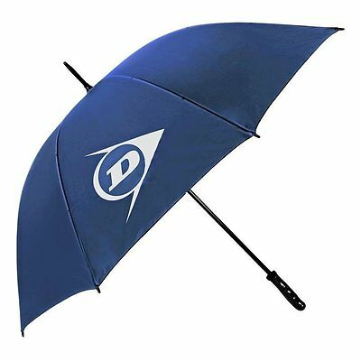 Dunlop Single Canopy Golf Umbrella (Navy)