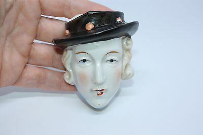 Rare True Vintage Wall Pocket Mid Century small Man made in Japan