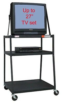 AV / T.V. Cart Television, School, Office, Rolling Shelves or Carts