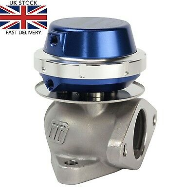 Turbosmart Style BLUE 38mm Ultragate 38 WG38 TS-0501 turbo wastegate by TriX