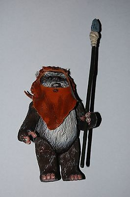 """Wicket 5"""" Figure-Star Wars-Hasbro 1/6th Scale-Customize Side Show 12"""""""
