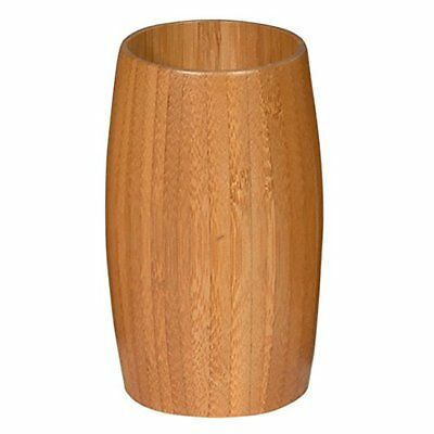 Creative Home 62012 Natural Bamboo Tumbler