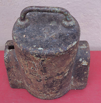 VINTAGE MMBW cast-iron Meter Cover