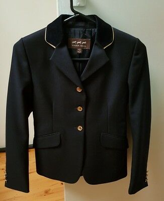 Windsor apparel show jacket