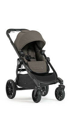 Baby Jogger City Select LUX Pram - Taupe