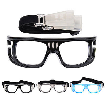 Outdoor Sports Adjustable Goggles Glasses Basketball Football Protective Glasses