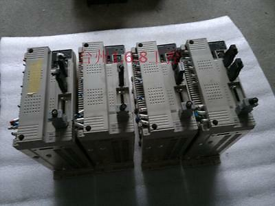 Used OMRON R88D-GN20H-ML2 + R88M-G2K030T #RS01
