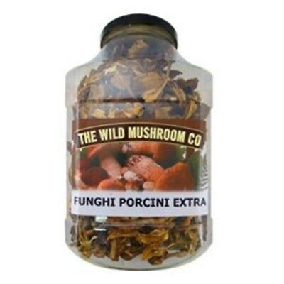 Dried Porcini Funghi Borde Cepes - Extra Dry 500G By The Wild Mushroom Co