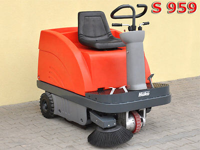 HAKO Hakomatic JONAS 900 E / 655 mth /  WARRANTY / 4000£ 0% TAX