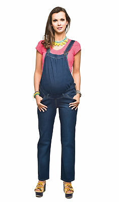 Torelle Soft Denim Maternity Dungarees Pregnancy Denim Overalls Maternity wear