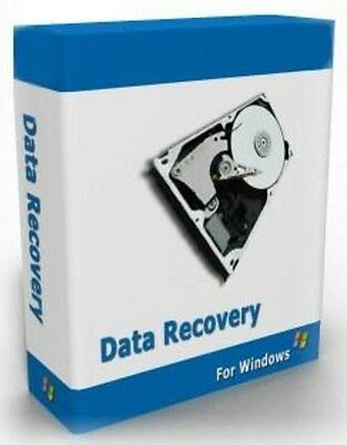 Deleted File & Data Recovery + Restoration Software - Instant Download
