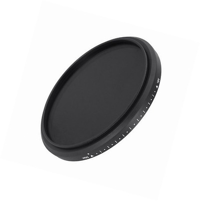 Fotga Slim Fader Variable ND Filter Adjustable ND2 to ND400 52mm Neutral Density