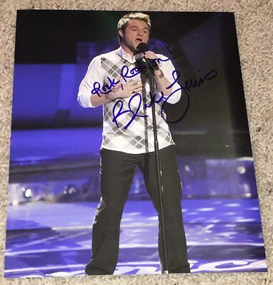Gfa Last American Idol Signed Autograph 8x10 Photo Proofad1 Coa Trent Harmon