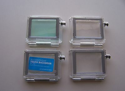 Genuine GoPro LCD Touch BacPac Waterproof Expansion Back Door Dive Housing