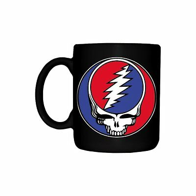 11oz Grateful Dead Steal Your Face Coffee Mug