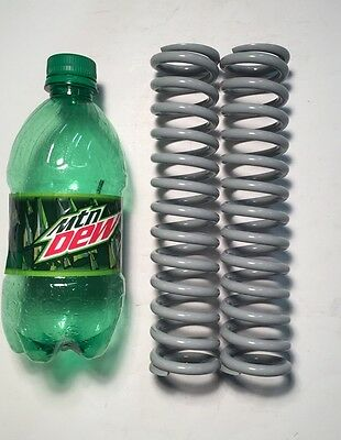 """.262"""" Wire Compression Spring Lot Of 2"""