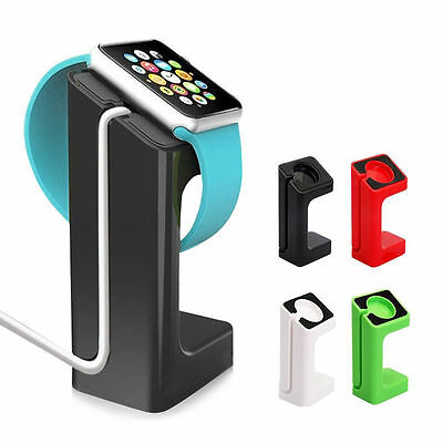 Charger Holder Stand Charging Dock Station For Apple Watch Series 38mm/42mm