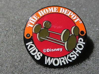 home depot collectibles home depot kids workshop disney lapel pin