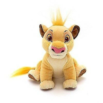 Disney Simba Mini Bean Bag NEW