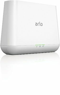 Netgear Arlo pro Base Station with remote smart siren with AU C-tick charger