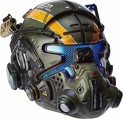 Titanfall 2 Vanguard Pilot Helmet Collectors Edition Standalone Wearable Gear