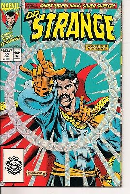 Dr. Strange #50 by Marvel Comics