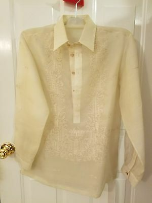 Barong Tagalog - excellent quality, S