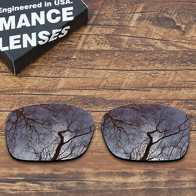 9af0046d057 T.A.N Polarized Seawater Resistant Replacement Lens For-Oakley TwoFace Brown