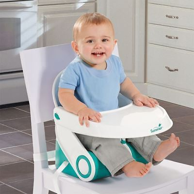SummerInfant Sit N Style Travel Highchair Booster Feeding High Chair Seat