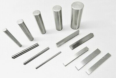 Set of Forming Tools for Swage Block 13 Punches Round Square Bevel Made in ITALY