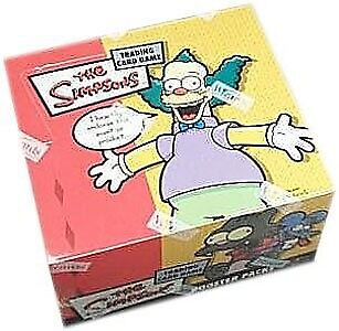The Simpsons TCG Krusty Approved Booster Box (36)