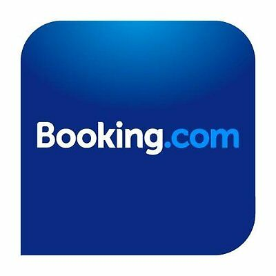£15 Back if you book with Booking.com hotel voucher holiday flight bed breakfast