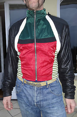 XtraRare! JPG JEAN PAUL GAULTIER! Biker Jacket, true VINTAGE, 80ies Collection