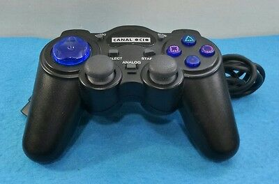 Mando Compatible Playstation Psx Ps1 Ps2 Dualshock Faulty Para Piezas