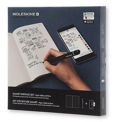 Moleskine Smart Writing Set Paper Tablet e Pen