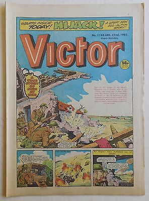 VICTOR Comic #1144 - 22nd January 1983