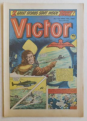 VICTOR Comic #1156 - 16th April 1983