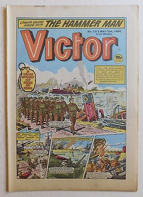 VICTOR Comic #1212 - 12th May 1984
