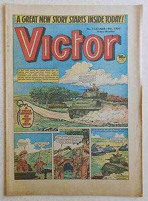 VICTOR Comic #1152 - 19th March 1983