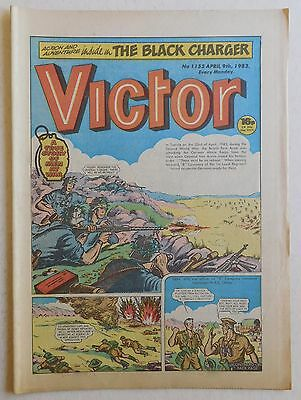 VICTOR Comic #1155 - 9th April 1983