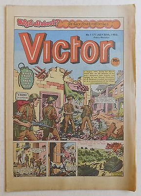 VICTOR Comic #1171 - 30th July 1983