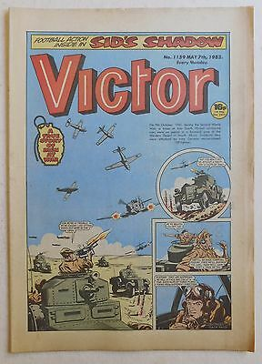 VICTOR Comic #1159 - 7th May 1983