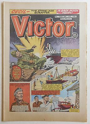 VICTOR Comic #1038 - 10th January 1981